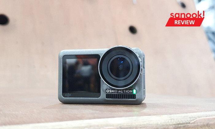 [Hands On] สัมผัสแรกกับ DJI OSMO Action กล้องสายลุยตัวแรกของ DJI กับเทคโนโลยีกันสั่น RockSteady