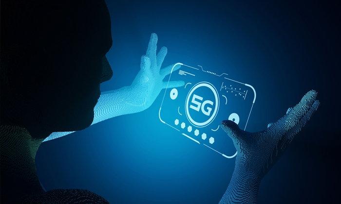 ประชากรเกือบครึ่งโลกเตรียมใช้เครือข่าย 5G ในอีก 5 ปีข้างหน้า