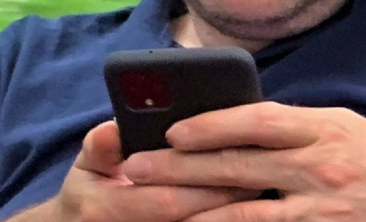 ภาพหลุดตัวเครื่องจริง Google Pixel 4 : เผยโมดูลกล้องหลังคู่ทรงสี่เหลี่ยม