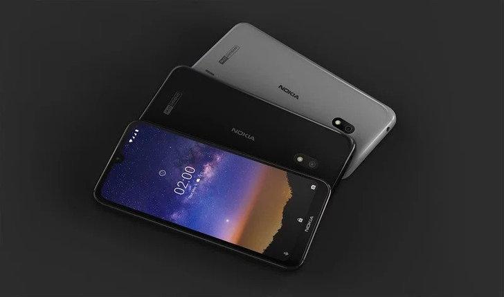 เปิดตัวแล้ว Nokia 2.2 : จอ 5.7 นิ้ว, ชิป Helio A22 และ Android One ในราคาแค่ 3,200 บาท