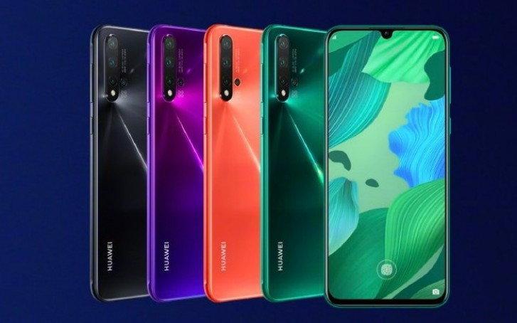 Huawei เปิดตัว Nova 5 Series รุ่นเล็กสเปกไม่ธรรมดา