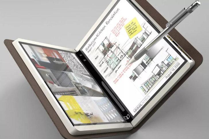 อุปกรณ์ Microsoft Surface จอพับได้ 9 นิ้ว อาจเปิดตัวปี 2020 พร้อมรองรับแอป Android
