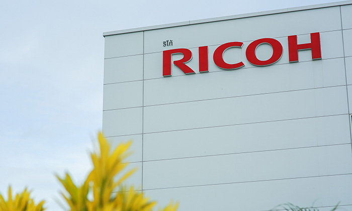 RICOHประกาศย้ายฐานการผลิตเครื่องพิมพ์จากจีนมาที่ประเทศไทยป้องกันการเกิดสงครามการค้า