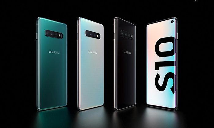Samsung Galaxy S10จะมีการอัปเดตFirmwareมีการเพิ่มเติมหลายจุดพร้อมระบบสั่นเมื่อกดปุ่มควบคุม