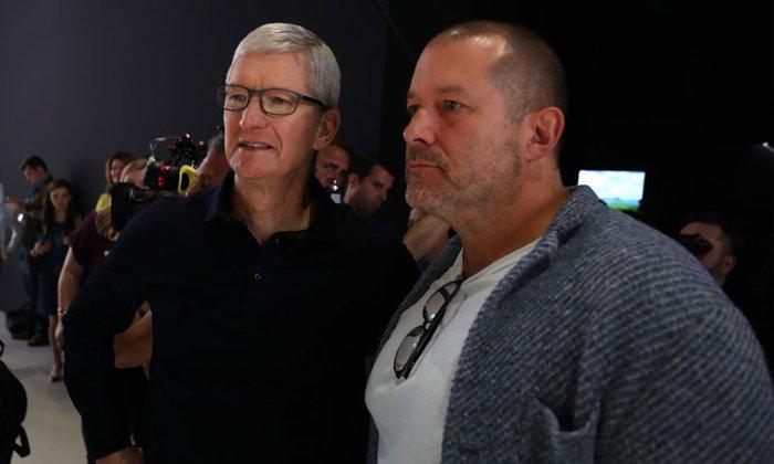 Jony Ive หัวหน้าทีมออกแบบประกาศลาออกจาก Apple