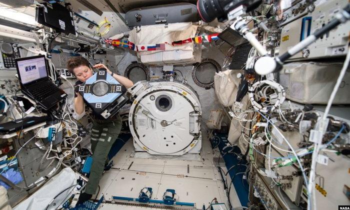 หุ่นยนต์อวกาศชุดใหม่ขึ้นประจำสถานีอวกาศระหว่างประเทศแล้ว
