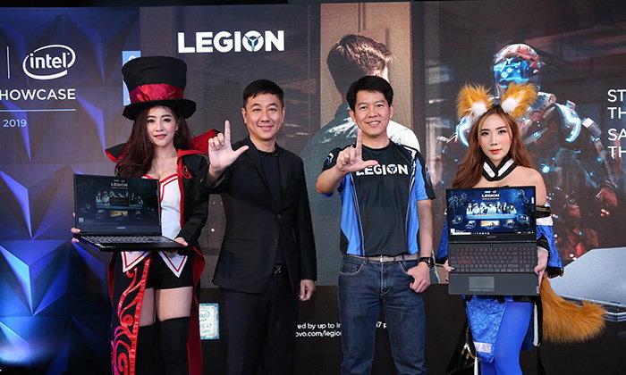 เลอโนโวเปิดตัว 5 ผลิตภัณฑ์ใหม่เสริมทัพ Lenovo Legion สำหรับเกมเมอร์ในประเทศไทยอย่างเป็นทาง