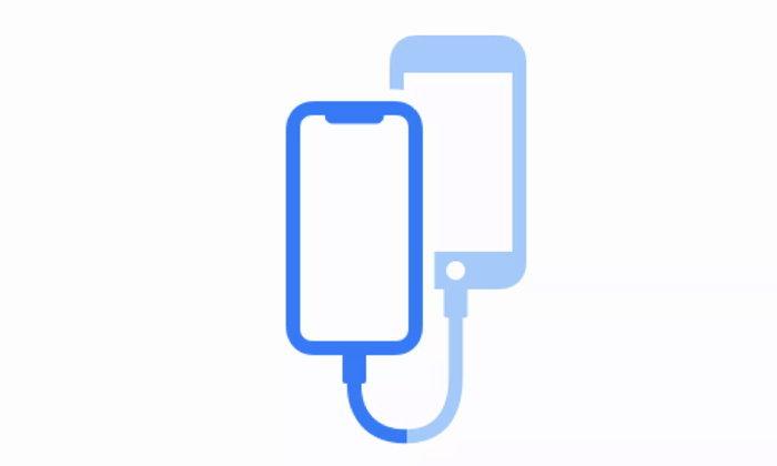 iOS 13จะมีฟีเจอร์ย้ายข้อมูลจากเครื่องเก่ามาเครื่องใหม่ด้วยการเสียบiPhoneเครื่องเก่าได้ทันที