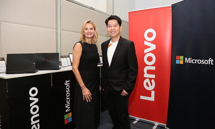 Lenovoพร้อมจำหน่ายNotebookรุ่นใหม่ที่ติดตั้งOffice 2019มากับเครื่องเป็นครั้งแรกในเมืองไทย