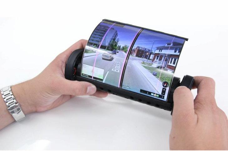 ลือ! Sony กำลังพัฒนาสมาร์ตโฟน Xperia จอม้วนได้, กล้องซูม 10X