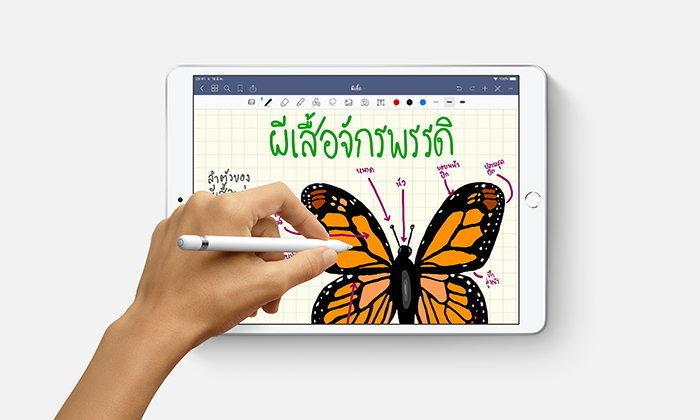 ลือiPadรุ่นเริ่มต้นจะมาพร้อมกับขนาดหน้าจอ10.2นิ้วและมีหน้าจอคล้ายกับiPhone XR