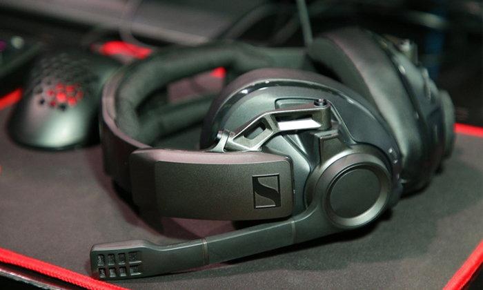 เซนไฮเซอร์เปิดตัวหูฟังเกมมิ่งรุ่นใหม่ GSP 670 อิสระกับหูฟังไร้สายสำหรับเกมเมอร์ตัวจริง