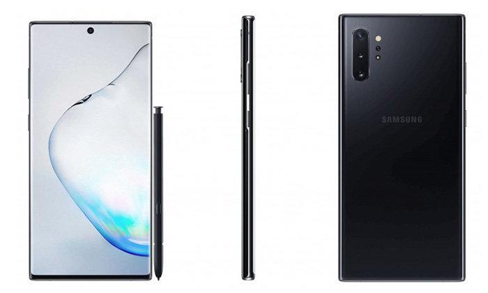 หลุดภาพRenderของSamsung Galaxy Note 10และNote 10+คาดว่าจะเป็นของจริงก่อนการเปิดตัว