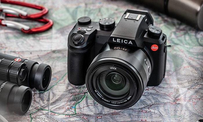 LeicaเปิดตัวV-Lux 5กล้องถ่ายภาพคุณภาพสูงระยะ25 – 400มิลลิเมตร