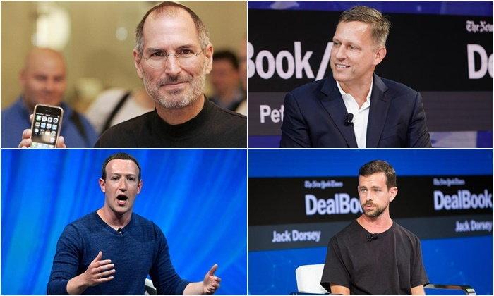 4 พ่อมดแห่งโลกเทคโนโลยีกับพฤติกรรมสุดแปลกที่คุณอาจไม่เคยรู้มาก่อน