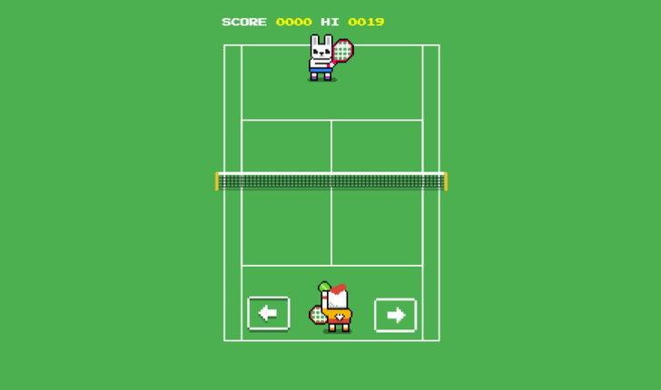 วิธีเล่นเกมเทนนิสจาก Google ที่เล่นได้ทั้ง PC และ มือถือ