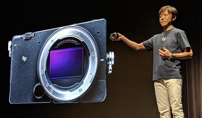 """เปิดตัว """"Sigma FP"""" กล้อง Mirrorless Full Frame ขนาดเล็กและเบาที่สุด!"""