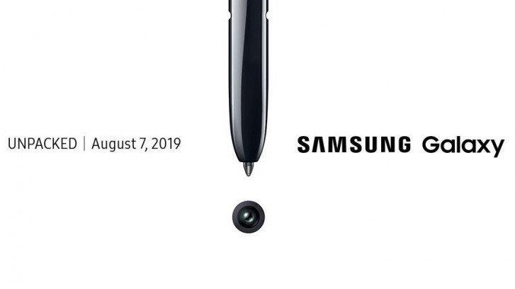 Samsung Galaxy Note 10 จะวางขายที่เกาหลีใต้ วันที่ 23 ส.ค. นี้ ในราคา 31,500 บาท