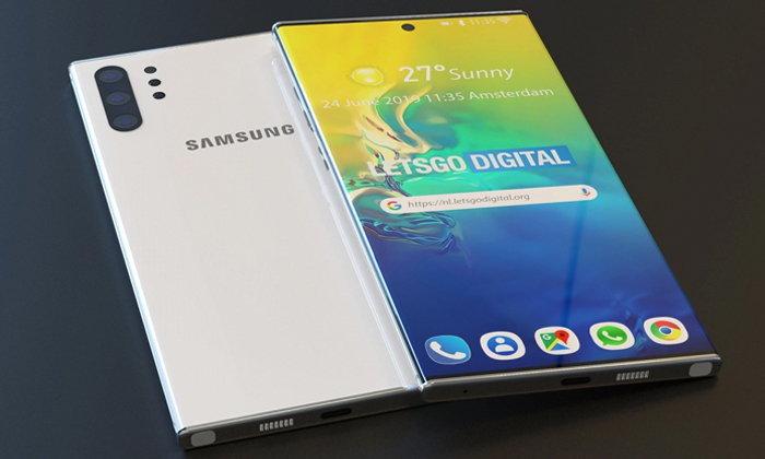 """5สิ่งที่คุณ""""อาจจะ""""ได้พบภายในงานเปิดตัว""""Samsung Galaxy Note 10"""""""
