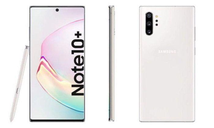 หลุดราคาล่าสุด Samsung Galaxy Note 10 และ Note 10+ ที่จะวางขายที่ยุโรป