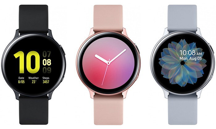 ชมภาพ Render คมชัดสุดของ Samsung Galaxy Watch Active 2 ที่จะเผยโฉมในวันที่ 5 สิงหาคม