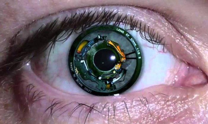 นวัตกรรมอัจฉริยะ คอนแทคเลนส์อันแรกของโลกที่ถ่ายภาพ+วิดีโอได้