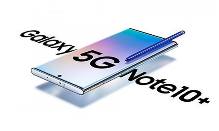 หลุดภาพโปรโมทSamsung Galaxy Note 10+และNote 10+เวอร์ชั่น5Gก่อนเปิดตัว
