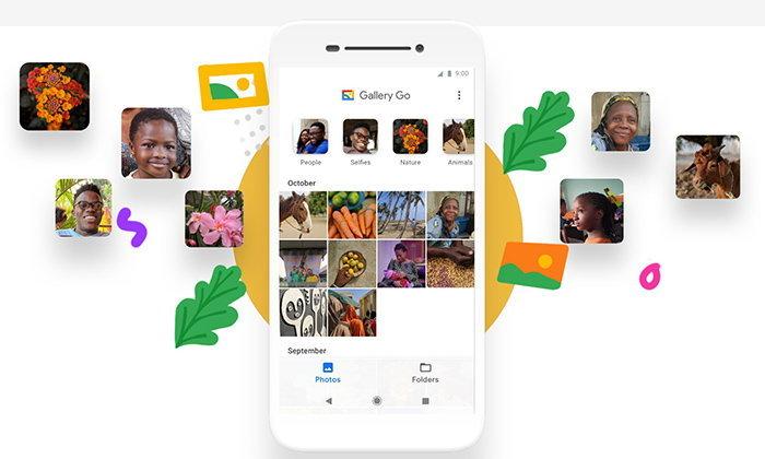 Google เปิดตัว Gallery Go ย่อส่วน Google Photos เพื่อเครื่องสเปกแรงน้อย