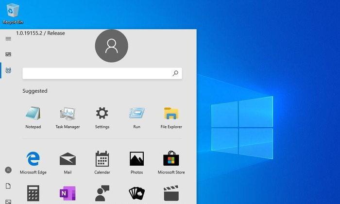 Microsoft เผลอปล่อย Windows 10 สำหรับทดลองภายใน พบเตรียมทำ Start Menu ใหม่