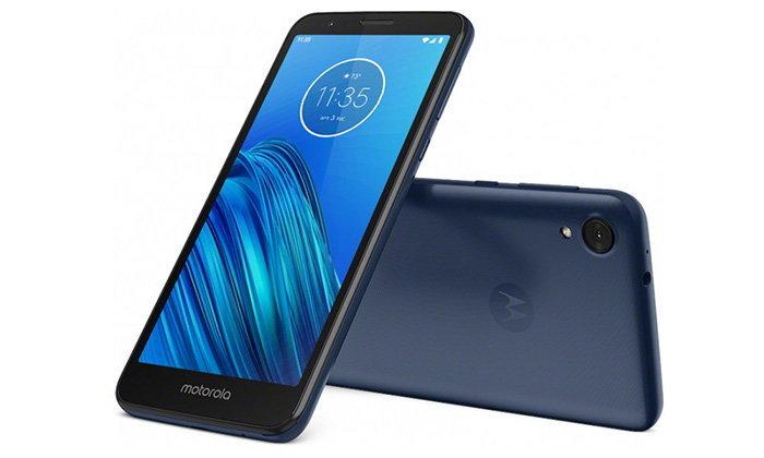 MotorolaเผยโฉมE6มือถือจอใหญ่สเปกกลางและไม่ซอยรุ่นย่อย