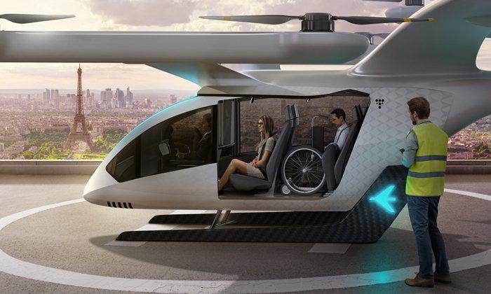 Air Taxi นวัตกรรมการเดินทางแบบใหม่ที่จะช่วยให้คุณหลุดพ้นจากปัญหารถติดบนถนน