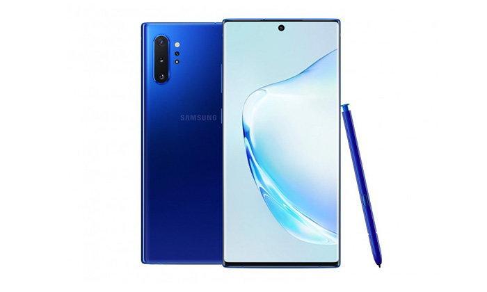 Samsung Galaxy Note 10+สีAura Blueจะวางจำหน่ายในประเทศยุโรปเร็วๆนี้