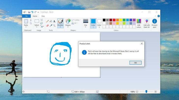 Windows 10 รุ่นถัดไปอาจไม่มีแอป Paint และ Wordpad ติดตั้งมาตั้งแต่แรก