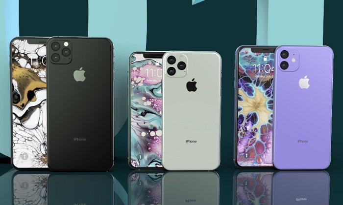 """คอนเซ็ปต์ """"iPhone 11 Pro"""" ชุดล่าสุด ที่ทำออกมาได้สวยจนอยากเสียเงินอีกครั้ง[คลิป]"""