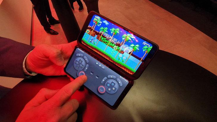 "LG เตรียมเปิดตัวสมาร์ตโฟน 2 จอ ""V60 ThinQ"" ในงาน IFA 2019 ที่เยอรมนี"