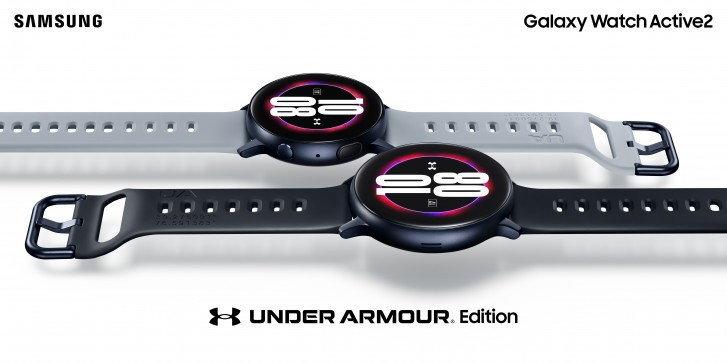 Samsung เปิดตัวสมาร์ตว็อทช์สายสุขภาพ Galaxy Watch Active 2 รุ่นพิเศษ Under Armour Edition