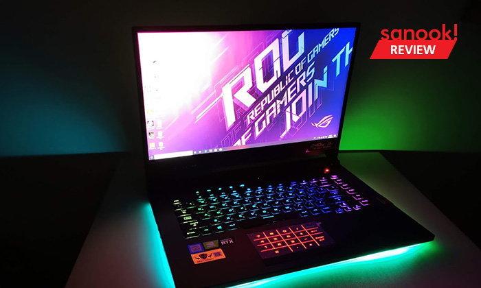 รีวิวASUS ROG Strix Hero IIIคอมพิวเตอร์ตัวแรงพร้อมKeystoneสุดล้ำ