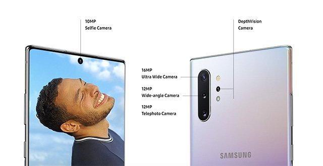 Samsung Galaxy Note 10 ได้คะแนนกล้อง DxOMark 113 คะแนน มากที่สุดในโลกเหนือ Huawei P30 Pro