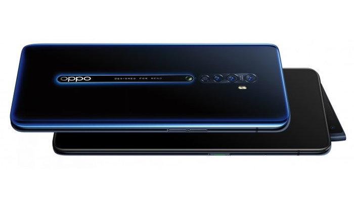 Oppo เปิดตัวสมาร์ตโฟนระดับกลาง Reno 2, Reno 2Z และ Reno 2F : กล้องหลัง 4 ตัว, จอ AMOLED