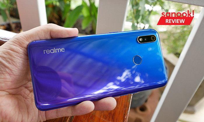 รีวิวrealme3 proมือถือสเปกดีและลดราคาจนน่ามอง