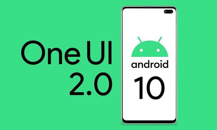 ชมภาพแรกของOneUI2.0จากSamsungใหม่ล่าสุดจะมาพร้อมกับAndroid 10ใหม่ล่าสุด