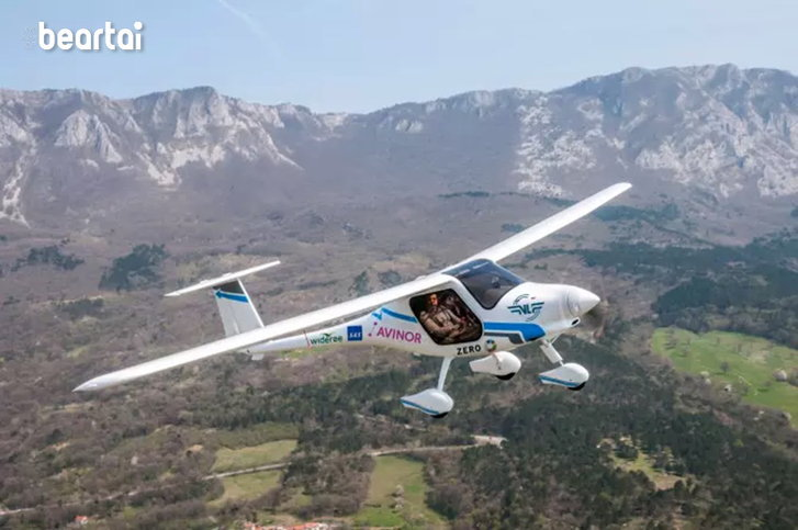 Alpha Electro G2 เครื่องบินไฟฟ้าลำแรกของนอร์เวย์ตกทะเลสาบ นักบินและผู้โดยสารรอดตาย