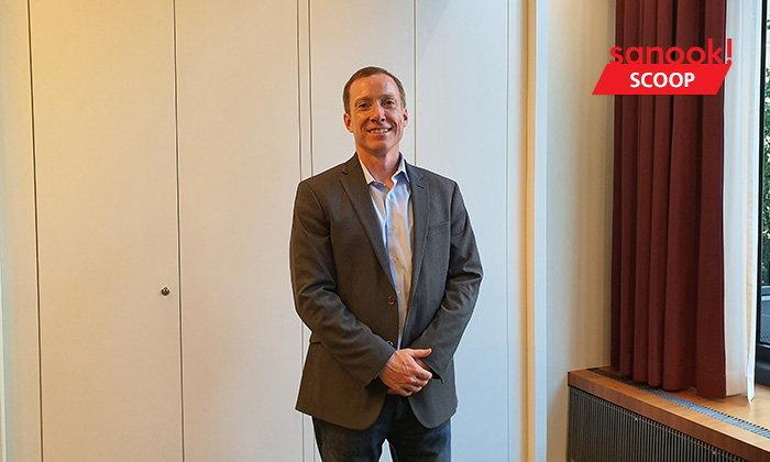 [Interview] พูดคุยกับ Matt Bereda มุมมองของ Smarter for all จาก Lenovo
