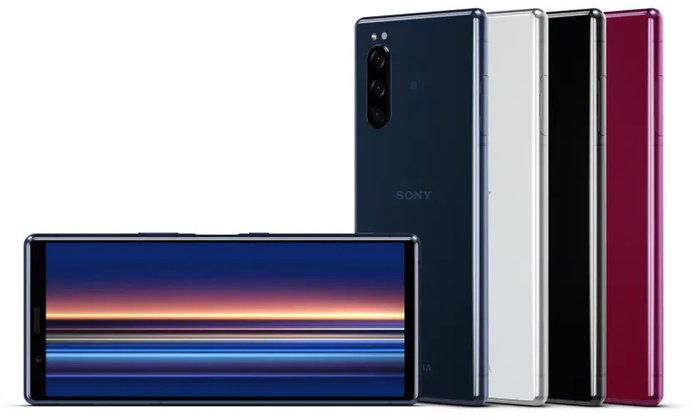 Sony เปิดตัว Xperia 5 สเปกระดับเรือธงในขนาดกระทัดรัด