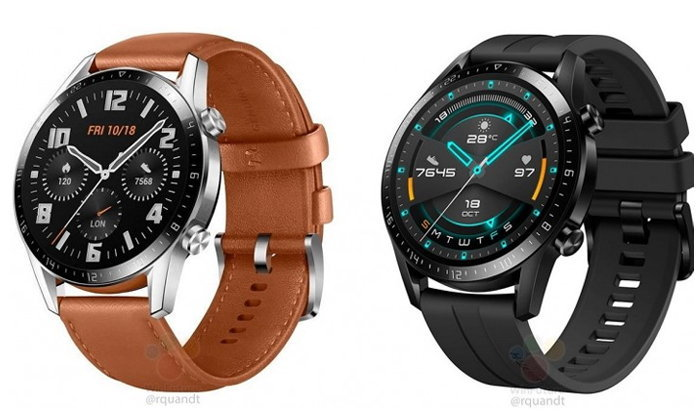 Huawei เตรียมเปิดตัวสมาร์ตวอตช์ Watch GT 2 ในวันที่ 19 ก.ย.นี้ พร้อมกับเรือธง Mate 30
