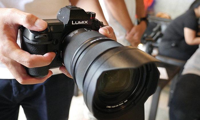 พานาโซนิค ประเทศไทย เปิดราคากล้อง Lumix S1H รุ่นท็อปใหม่ล่าสุดรองรับการถ่ายวิดีโอ 6K