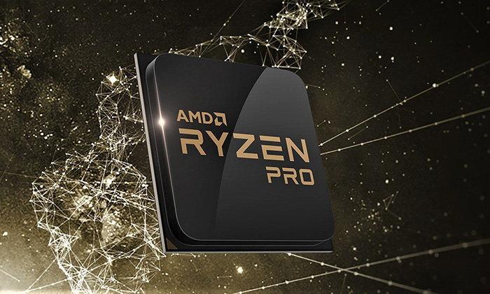AMDเปิดตัวAMD Ryzen™ PRO 3000 Seriesขุมพลังเพื่อคอมฯระดับองค์กร