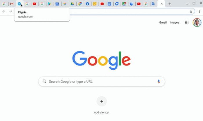 Google Chrome กำลังจัดการแท็บของหน้าเว็บให้ทำงานได้ดียิ่งขึ้น