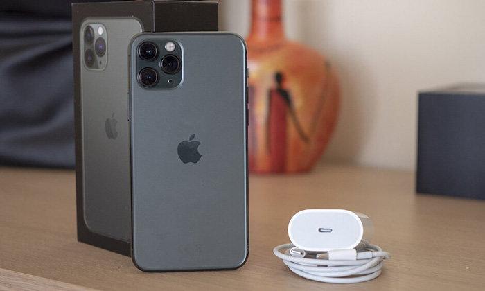 สรุปแล้วiPhone 11 Proที่ได้ที่ชาร์จเร็วติดกล่องมันชาร์จเร็วจริงไหม