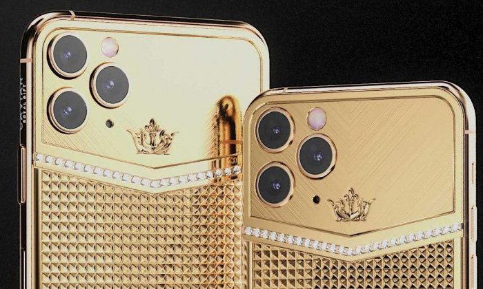 ชมiPhone 11 Pro / 11 Pro MaxทองคำจากCaviarเลอค่าแพงสุดมูลค่าเฉียดล้าน